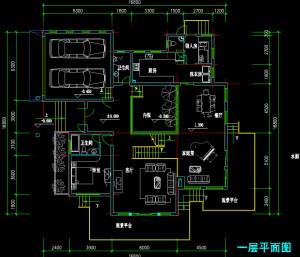 经典小别墅设计与施工图集 建筑设计图纸